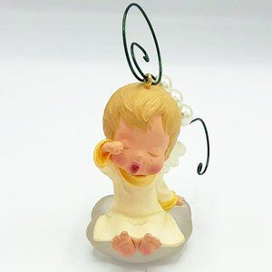 Hallmark Mary's Angel 1992 Ornament Lily #5 in ser